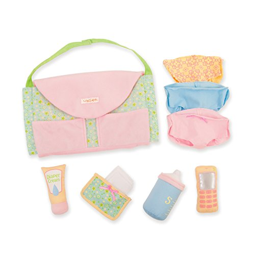Manhattan Toy Baby Stella - Darling Wickeltasche