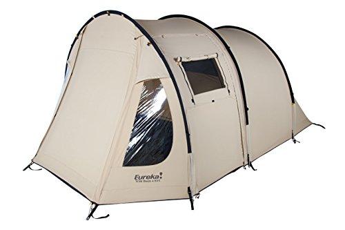 Eureka! Wild Basin 4 BTC Tent Sand 2018 Zelt