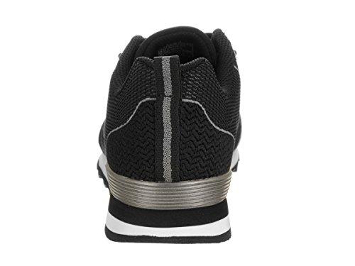 Chaussures De Sport Pour Femmes, Couleur Grise, Marque Skechers, Modèle Sport Chaussures Pour Femmes Skechers Og 85 Shimmer Time Gris Noir