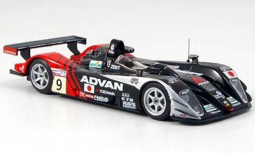 Dome S101, No.9, Kondo Racing, Le Mans, 2004, Modellauto, Fertigmodell, IXO 1:43 - Motor Dome