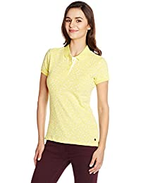 US POLO Women's Solid T-Shirt