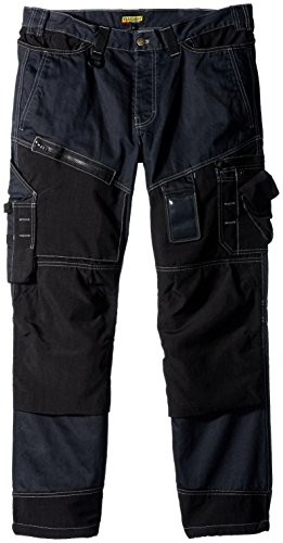Handwerker Bundhose X1500 Marineblau/Schwarz C48