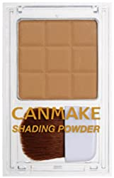 CANMAKE shading powder 03 Honey Rusk Brown 4.4g