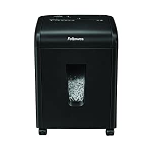 Fellowes Powershred 62Mc Destructeur de Documents 10 Feuilles Micro-particules - Technologie Safety Lock