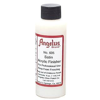 Angelus Brand Acrylic Finisher - Satin Gloss - 4oz