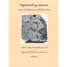Representing Women: Law, Literature, and Feminism (Post-Contemporary Interventions) (English Edition)
