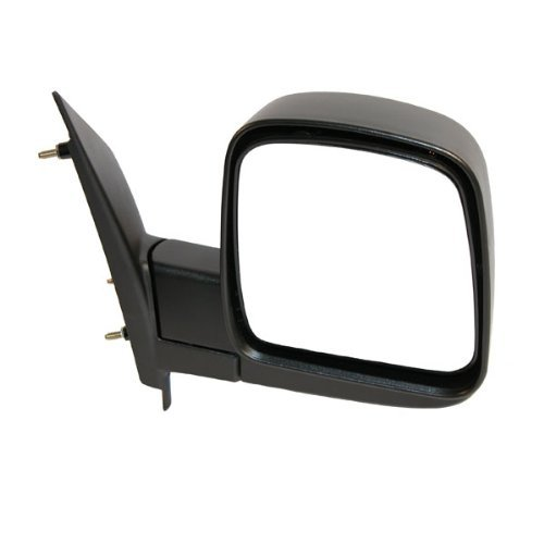 2003-2007 Chevrolet/Chevy Express & GMC Savana 1500, 2500, 3500 Van Manual Black Textured Folding Rear View Mirror Right Passenger Side (2003 03 2004 04 2005 05 2006 06 2007 07) by Aftermarket Auto Parts