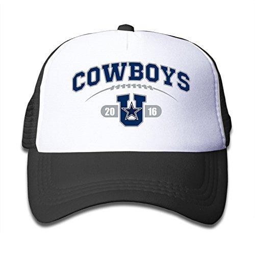 bro-custom Cowboy CD Dalla Boy 's Freizeit Mützen Kappe passend für alle One Size Pink, Schwarz