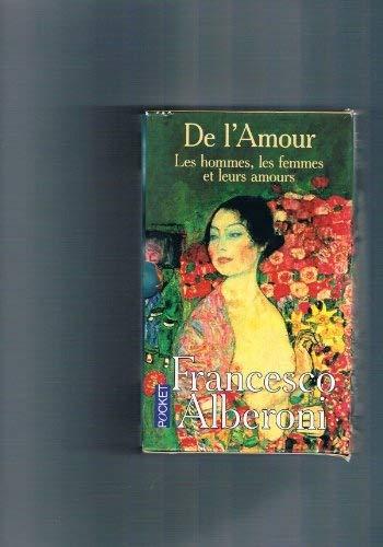 Coffret Alberoni : Le Choc amoureux, L'Erotisme, Le Vol nuptial