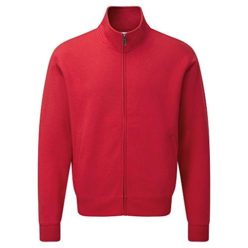 Russell Athletic - Blouson - Homme rouge classique
