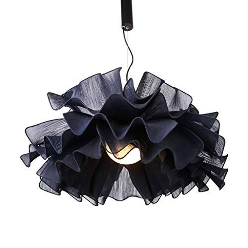 Mjd Araña De Luces Danesas Lámparas Románticas Cálidas Lámparas Postmodernas De Personalidad Creativa Lámpara De Sala De Estar Lámparas De Tela Lampara
