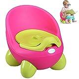Fewao Bébé Toilette Siège de Pot,siège de toilette pour enfant avec sièges...
