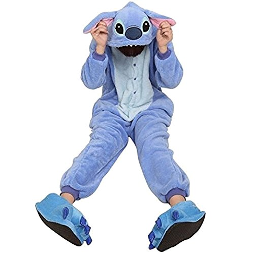 Yimidear® Unisex Cálido Pijamas para Adultos Cosplay Animales de Vestuario Ropa de...