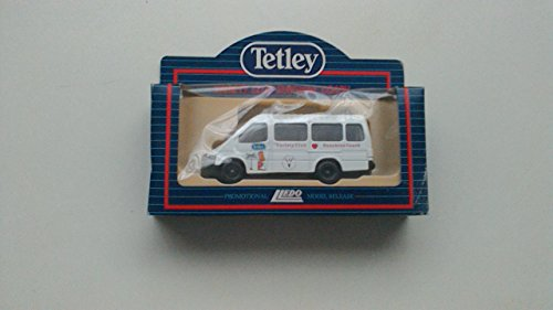 TETLEY LLEDO VARIETY CLUB SUNSHINE COACH MODEL MINT NEVER BEEN OUT OF BOX SOME WEAR TO BOX BECAUSE OF AGE AS SEEN IN PHOTOS