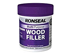 Ronseal Multi-Purpose Wood Filler - White 250g