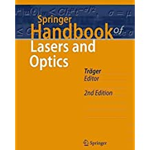 [(Springer Handbook of Lasers and Optics)] [Edited by Frank Trager] published on (May, 2012)
