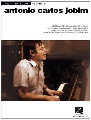 Antonio carlos jobim piano (Jazz Piano Solos Volume 17)