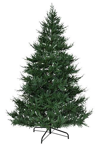 Vivanno Künstlicher Weihnachtsbaum Tannenbaum Premium Fichte (300 cm)