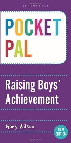 Pocket PAL: Raising Boys' Achievement by Gary Wilson (19-Jun-2014) Paperback