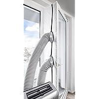TROTEC Kit de calfeutrage AirLock 1000 pour porte et fenêtre climatiseurs mobile