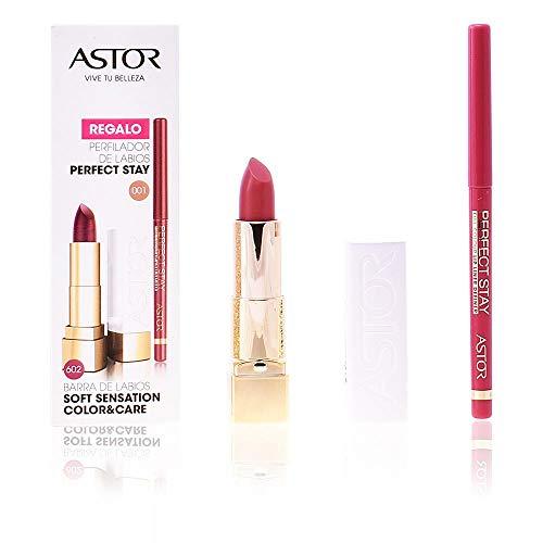 Astor Soft Sensation 602-Soft Caramel Lip Liner Set