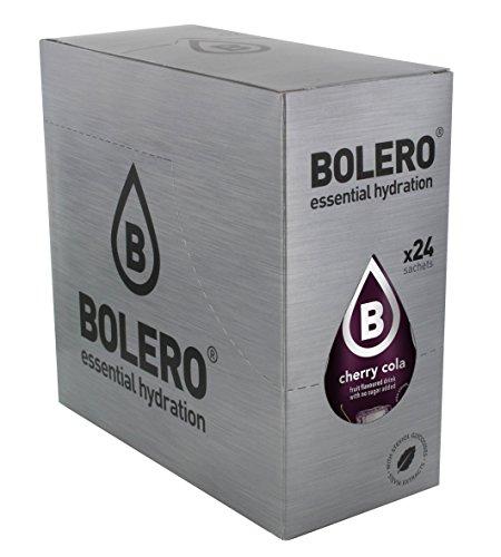 Boléro - Boisson BOLERO - L'unité - Cola Cerise