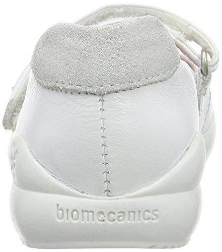 Biomecanics Bioevolution, Mary Jane fille White (Blanco)
