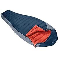 Vaude Cheyenne 700 Saco de Dormir para Uso en Camping, Unisex adulto, Azul (Baltic Sea), Única