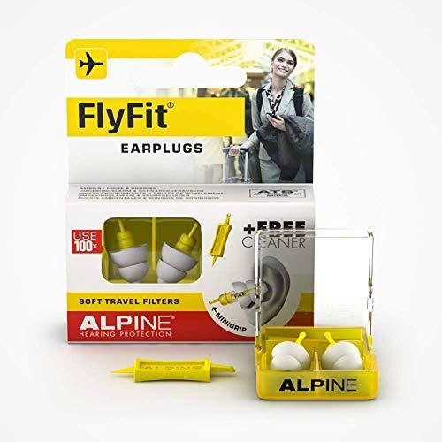 ALPINE FLYFIT Ohrstöpsel, 40 g