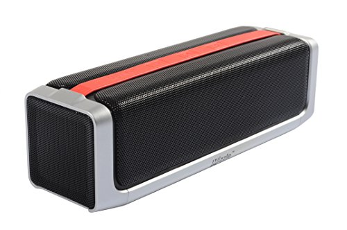 Bluetooth Speaker, Mizzle MZ-20 20 Watts Portable Wireless Bluetooth Speaker - Two SubWoofers - 360° Surround Sound - Full Bass - 8 Hours Playtime
