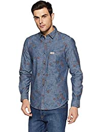 US Polo Men's Casual Shirt