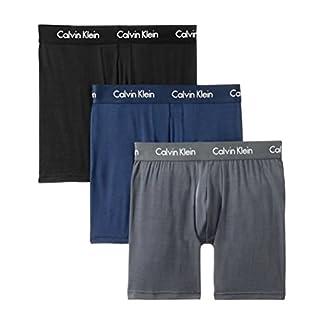 Calvin Klein ropa interior Viscosa U5555A – Boxer hombres