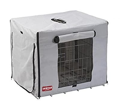 Animal Instincts Comfort Crate Cover - Size 2 (80 x 55 x 61cm)