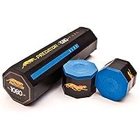 Predator Billardkreide 1080 Pure, blau, 5er Pack