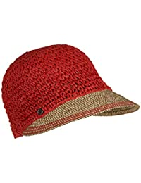 012efcc0c1a LOEVENICH Ladies Spring/Summer Crochet Cap Made from Paper Straw