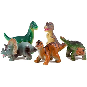 Soft Touch Baby Dinosaur Playset