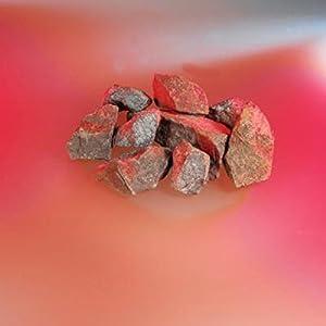 Eliga 10 kg Aufgusssteine für Saunaöfen Diabas- Tiefengestein
