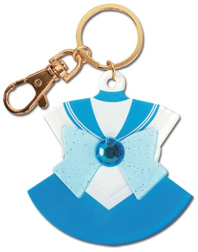 Unbekannt Great Eastern Entertainment Sailor Moon - Sailor Mercury Kostüm Acryl - Sailor Moon Mercury Kostüm