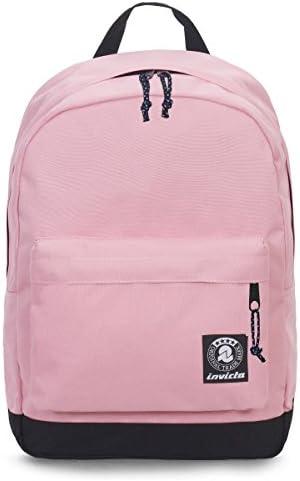 ZAINO INVICTA - CARLSON - rosa - tasca porta pc pc pc padded - americano 27 LT | Molto apprezzato e ampiamente fidato dentro e fuori  | Acquista  | Nuovo design diverso  aee0d4