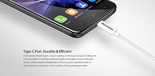 Blackview P2 Lite 4G 32GB Dual-SIM matte black EU