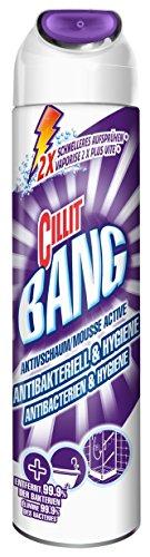 Cillit Bang Aktivschaum Antibakteriell & Hygiene Reiniger Desinfektion 600ml