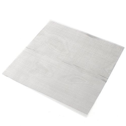 MYAMIA 30x30Cm en Acier Inoxydable Tissé Filtre en Tôle Filtrante Tissu De Filtration 30 Mesh