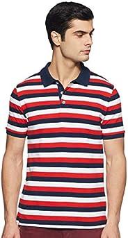 Amazon Brand - Symbol Men's Regular Fit Polo S