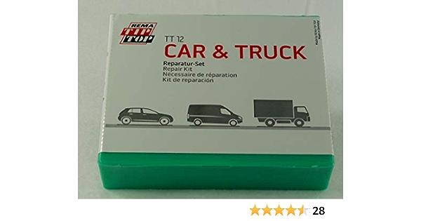 Rema Tip Top Schlauch Reparatur Set Sortiment Tt 12 Car Truck 506051 Auto