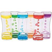 TickiT 92100 Conjunto de cascadas sensoriales de colores, 6 piezas