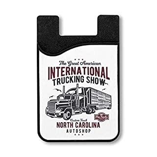The Great American Trucking Show Nort Carolina Autoshop Kreditkarteninhaber für Smartphone