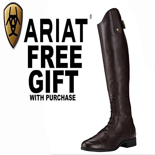 41Sj0OWBNuL BEST BUY UK #1Ariat Heritage Contour II Womens Field Zip Riding Boot   Sienna *FREE GIFT*: Short Full: Adults 6 price Reviews uk