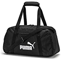 Puma Phase Sports, Borsone Unisex-Adulto, Nero Black, Taglia Unica