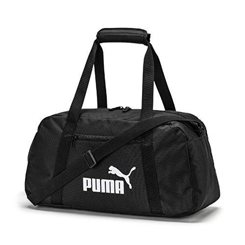 Puma Phase Sports Bag Sporttasche, Puma Black