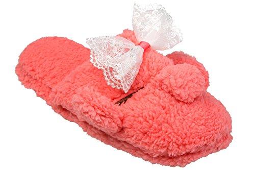 gibra, Pantofole donna Rosa (Lachs)